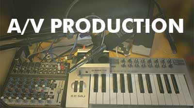 Audio / Video Production